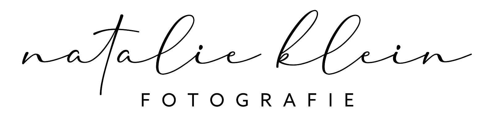 Logo von Natalie Klein - deine Fotografin für liebevolle und natürliche Babyfotografie, Babybauch Shootings, Familienfotografie und Kinderfotografie zwischen Ludwigsburg und Heilbronn